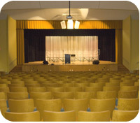 Dater Montessori's Auditorium.